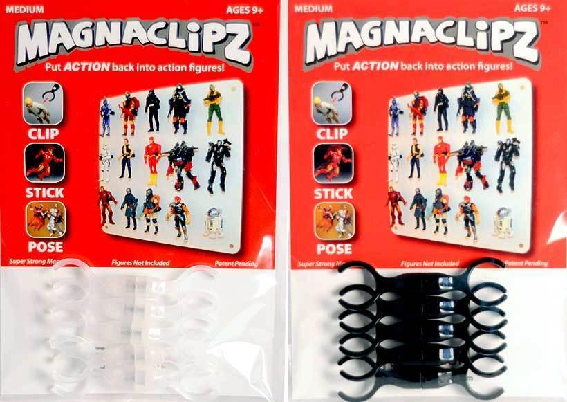 Magnaclipz™ Ten Pack - Medium