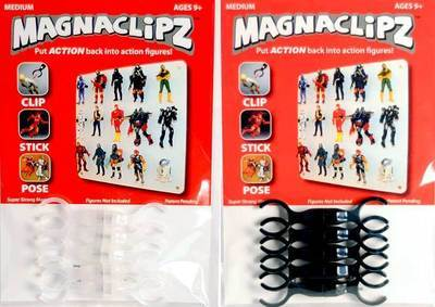 Magnaclipz™ Ten Pack - Medium