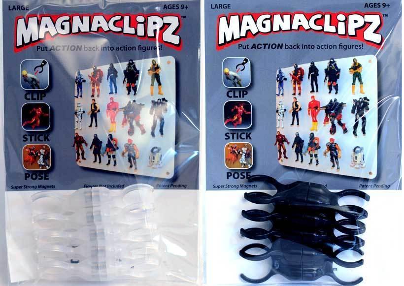 Magnaclipz™ Ten Pack - Large