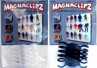Magnaclipz™ Ten Pack - Large