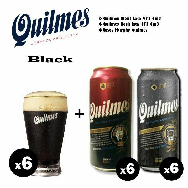 Quilmes Black