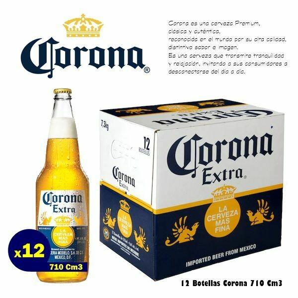 Corona 710Cm3 x12