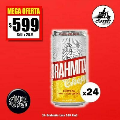 MEGA OFERTA - 24 Brahmita 269Cm3. Op. Express