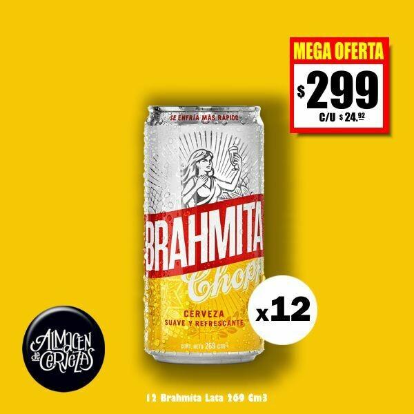 MEGA OFERTA - 12 Brahmita 269Cm3. Op. Express