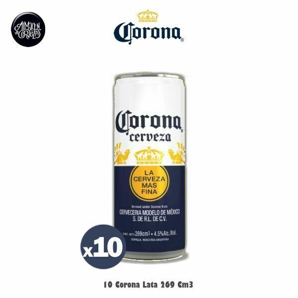 Corona Lata 269 Cm3 x10- Opción Express
