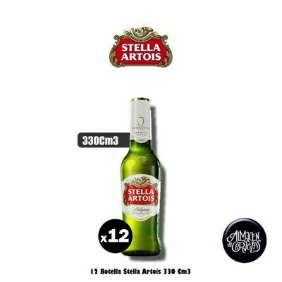 12 Stella Artois 330Cm3