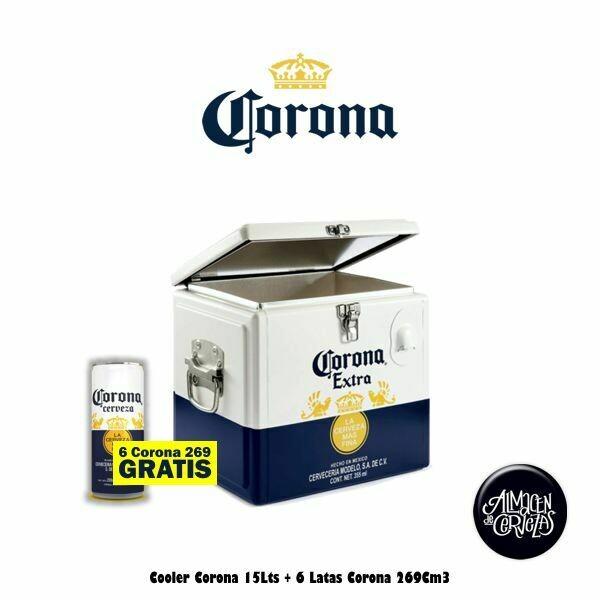 Cooler Corona + 6 Corona 269Cm3