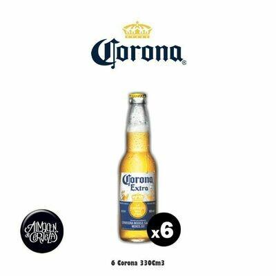 Corona 330Cm3 x6 - Opción Express