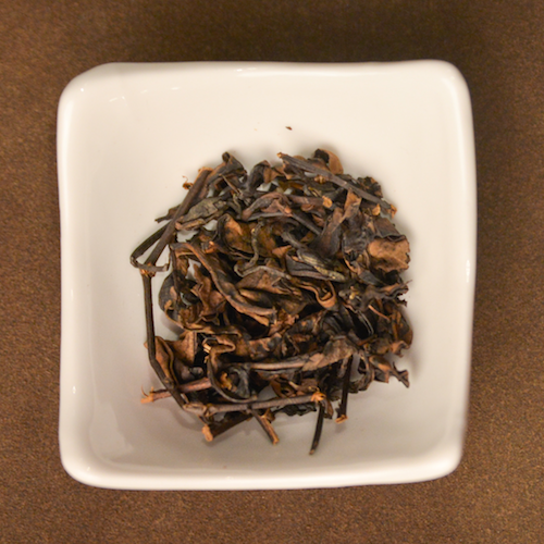 Uncle Lin's Nantou Red Ruby Black - Handpicked Winter 2017