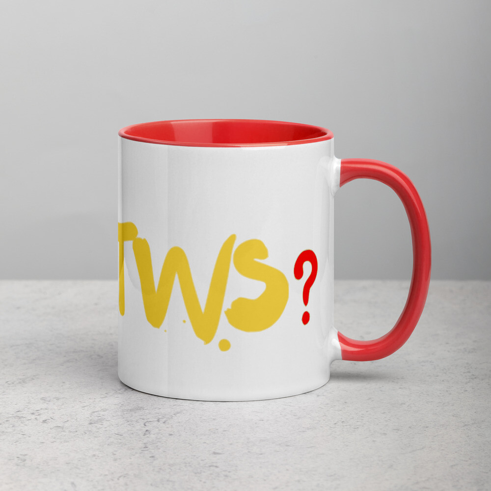 Re-brand Mug with Color Inside