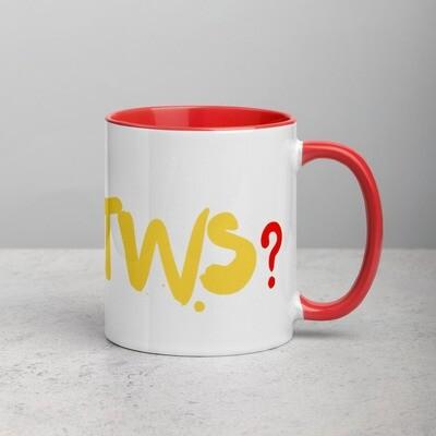 Re-brand Mug with Color Inside