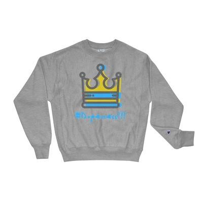 Hashtag Dopeness Champion Sweatshirt