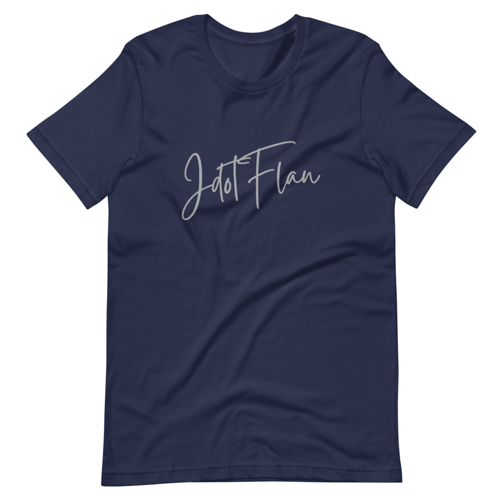 Jdotflan Signature Brand T