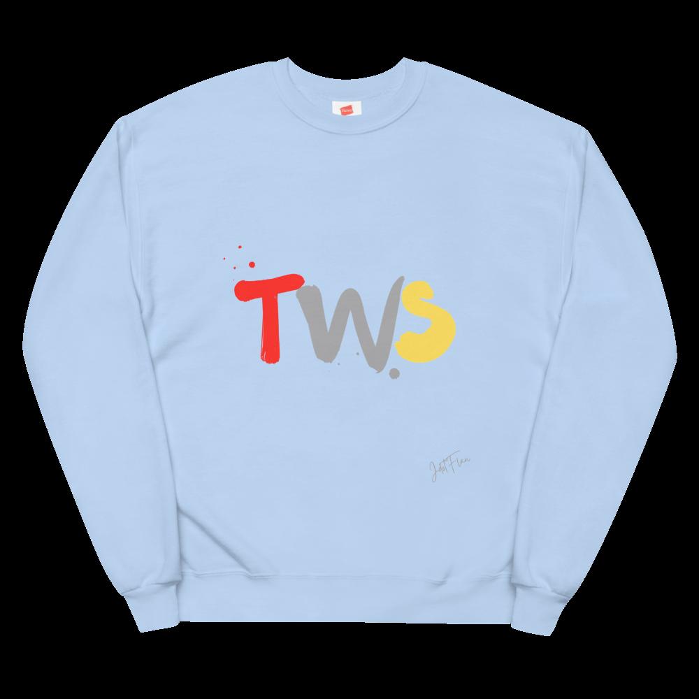TWS fleece sweatshirt
