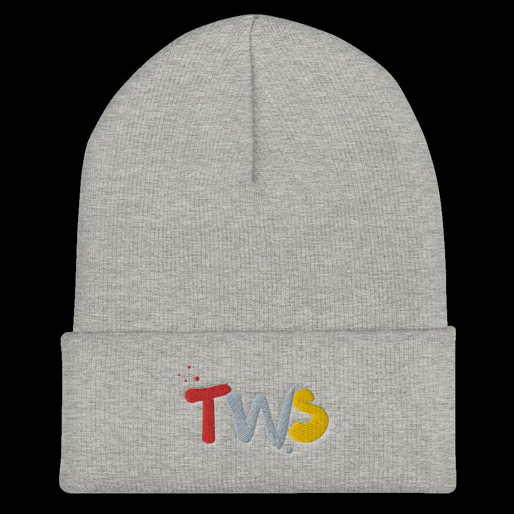 TWS Embroidered Beanie