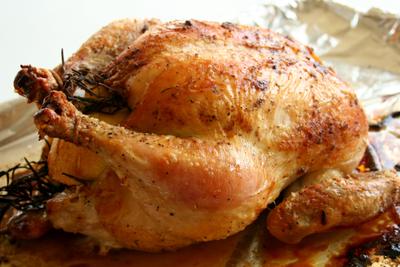 Half Box - Whole Roaster Jumbo Chicken (4 per box)