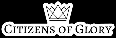 5x1 Citizens of Glory Sticker