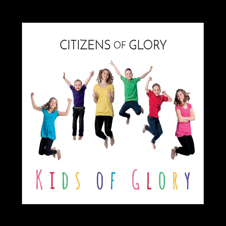 Kids of Glory CD