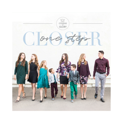 One Step Closer CD
