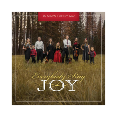 Everybody Sing Joy! CD