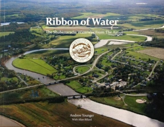 Ribbon of Water: The Shubenacadie Waterway From The Air
