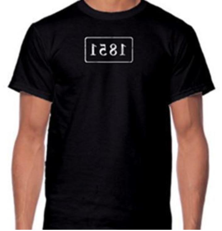 1851 T-Shirt Double Extra Large