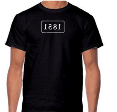 1851 T-Shirt Large