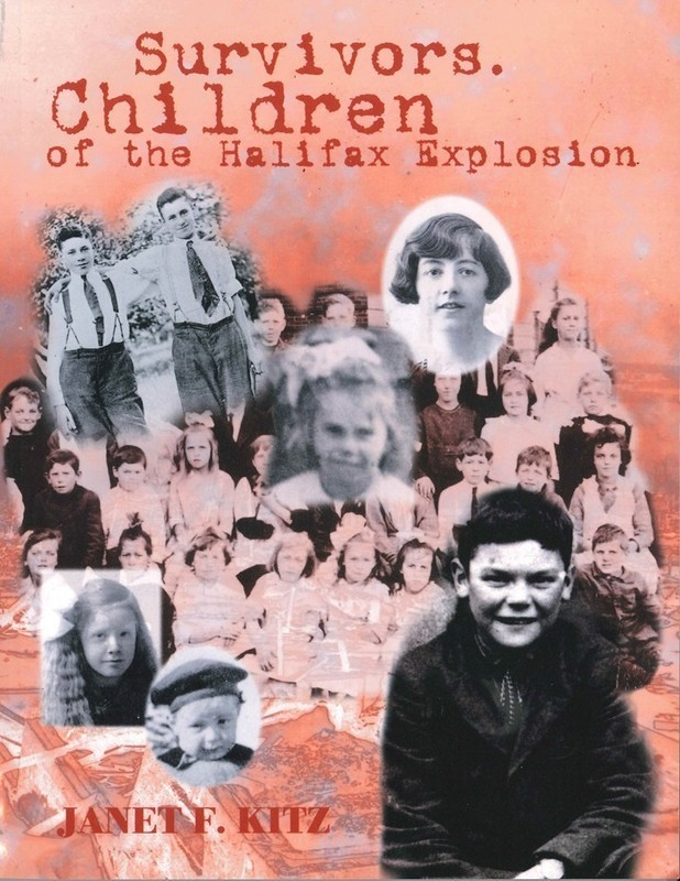 Survivors. Children of the Halifax Explosion