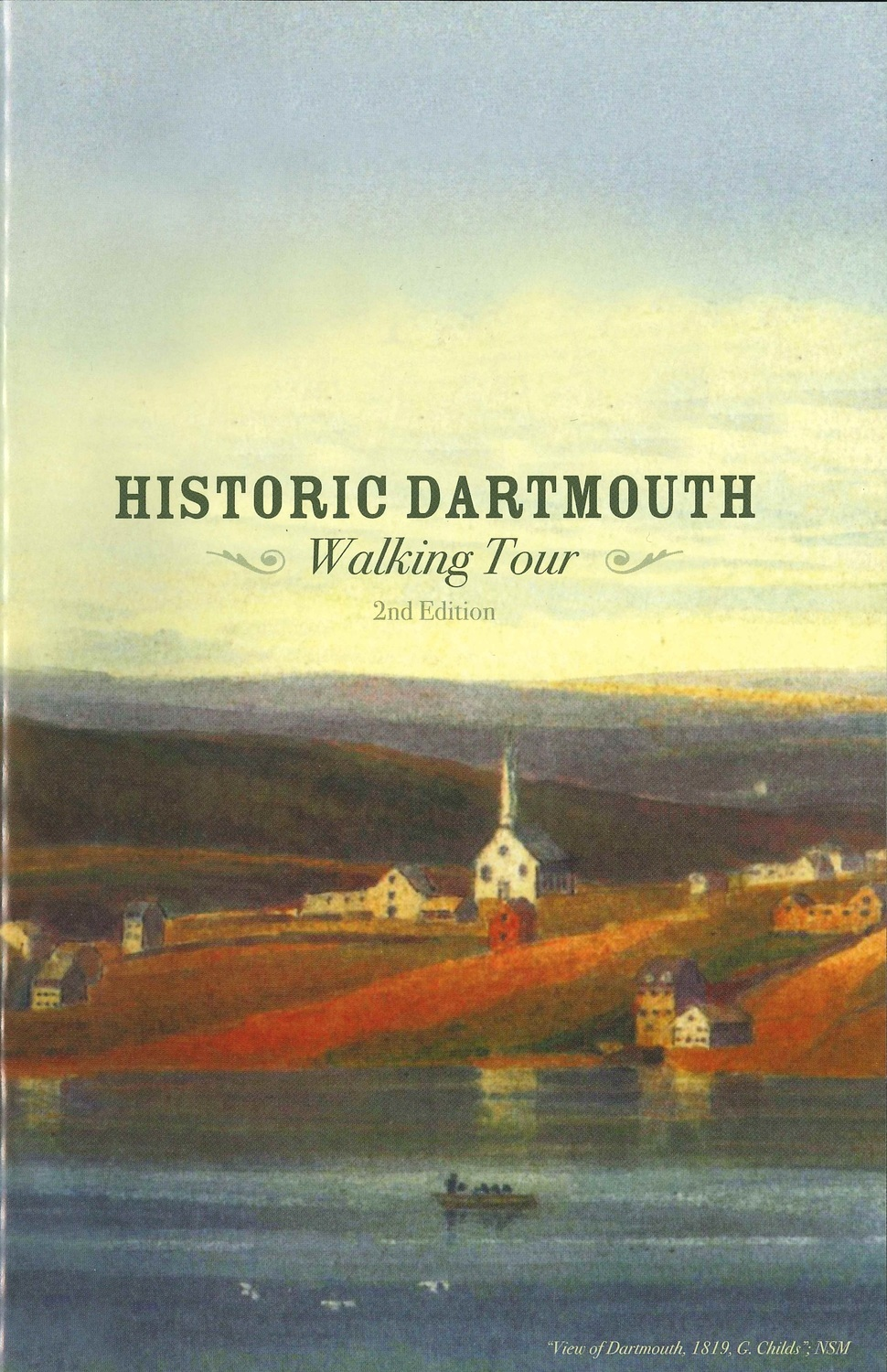 Historic Dartmouth Walking Tour