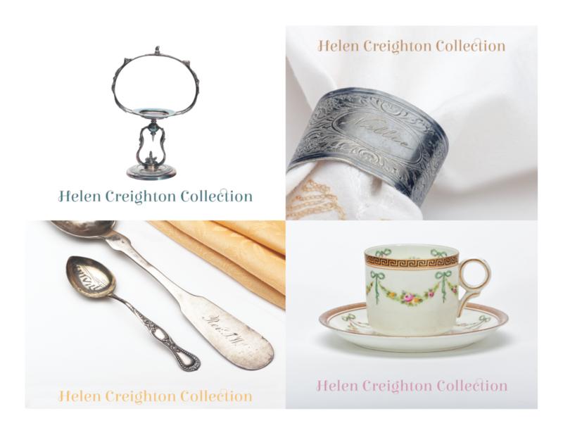 Helen Creighton Collection Postcards