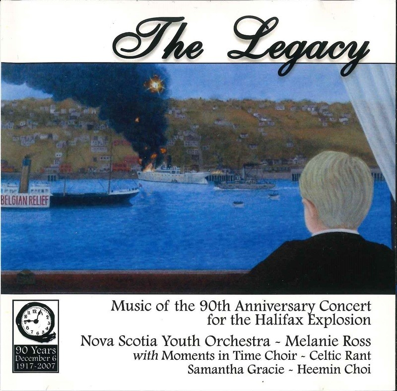 The Legacy (CD)