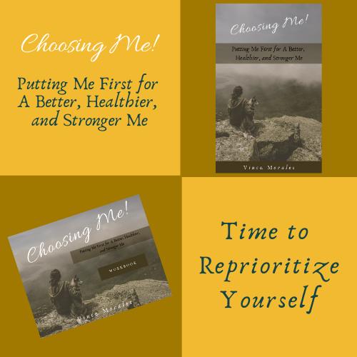 Choosing Me by Vince Morales