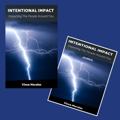 Intentional Impact by Vince Morales