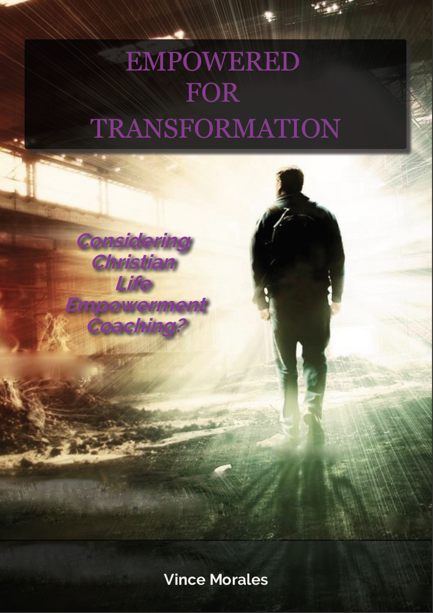 Empowered for Transformation by Vince Morales (Faith Based)