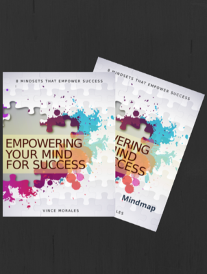 Empowering Your Mind for Success & Mindmap Set by Vince Morales