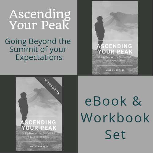 Ascending Your Peak by Vince Morales