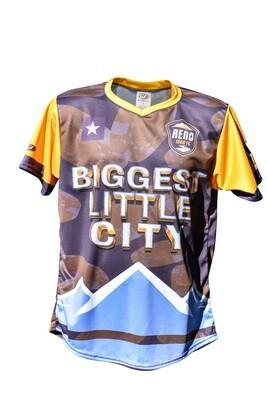Reno 1868 FC Cultural Jersey