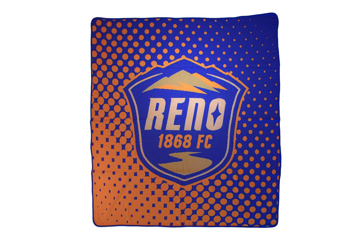 Reno 1868 FC Dot Blanket