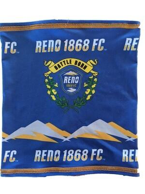 Reno 1868 FC Multi Function Face Mask