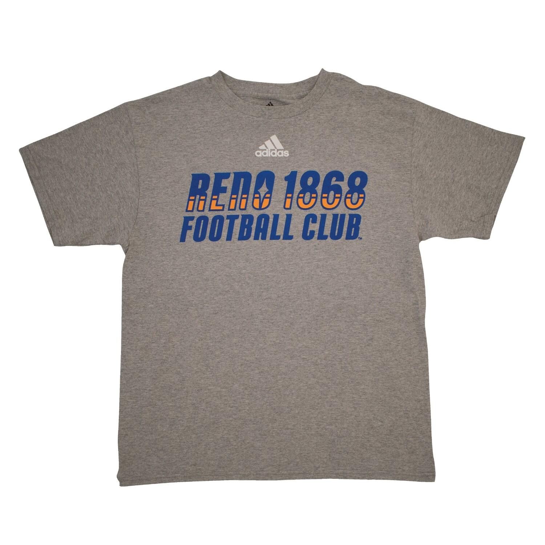 Reno 1868 FC Adidas Tee