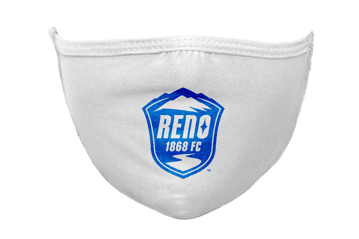 Reno 1868 FC Face Masks