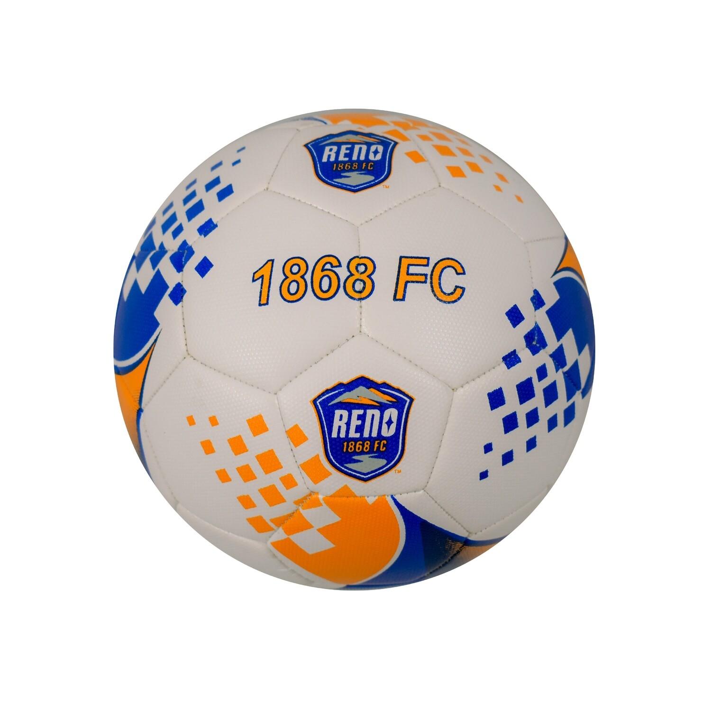 Reno 1868 FC Mini Soccer ball