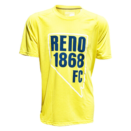Reno 1868 FC Adidas State Tee