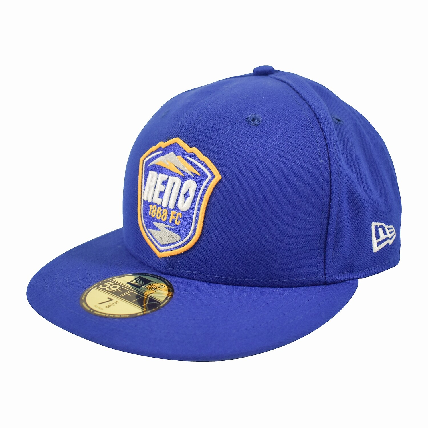 Reno 1868 FC New Era 59Fifty Fitted Hat