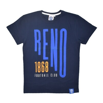 Reno 1868 Descending Tee