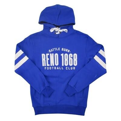 1868 Hockey Hoodie Blue