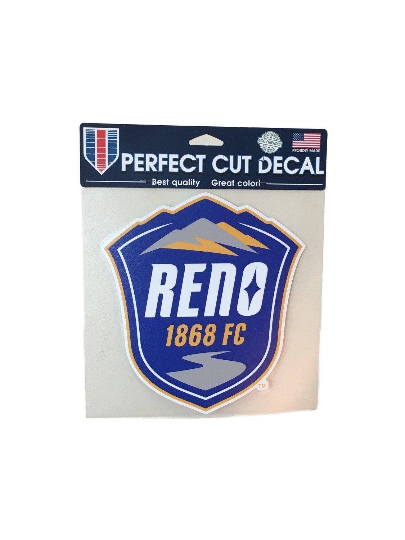 8x8 Perfect Cut Decal