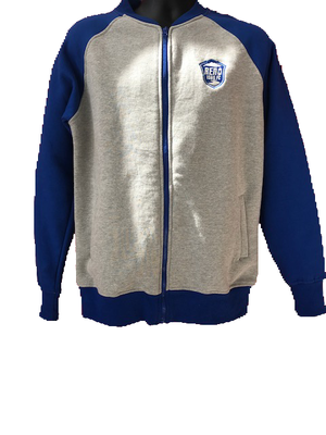 Blue 1868 Full Zip Jacket
