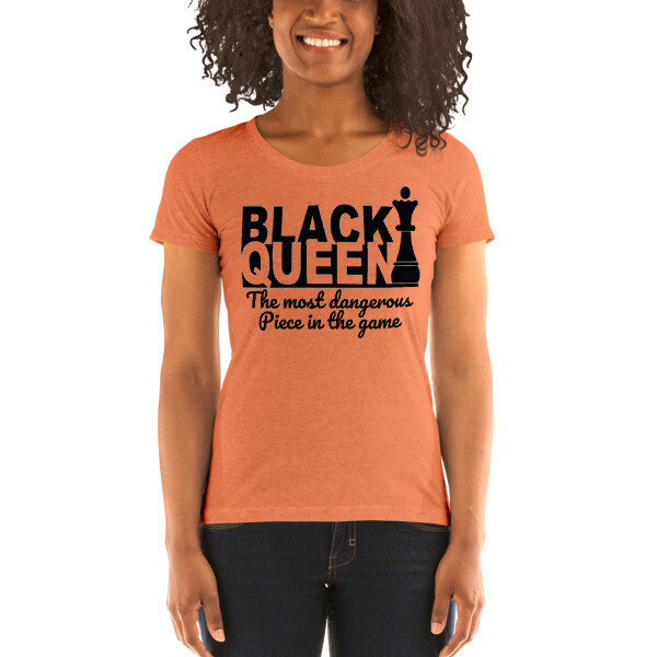 Black Queen Piece Light t-shirt