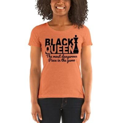 Black Queen Piece Light t-shirt